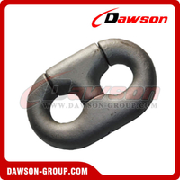 C Shaped Detachable Chain Connecting Link for Oil Platform Mooring Chain