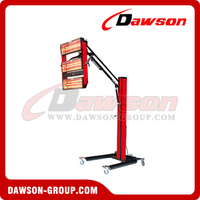 DSSG-3D Shortwave Infrared Curing Lamp