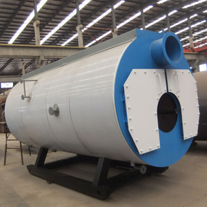 Lower Dust Emission Central Heating Boiler Oil/Gas Hot Water Boiler