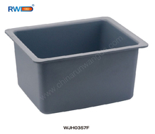 Lab Equipment, Gray MID-Sized Sink (WJH0357F)