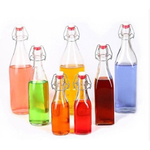 500ml Glass Milk Bottle