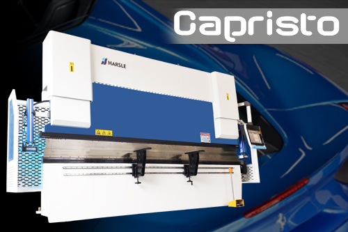 HARSLE Hybrid CNC Press Brake Was Highly Praised By Capristo Automotive-Ferrari Supplier