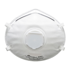 NIOSH N95 Protective Mining Industry Face Dust Mask with Valve