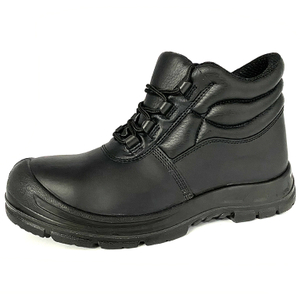 Anti Slip Oil Resistant Puncture Proof Industrial Safety Boots Composite Toe cap
