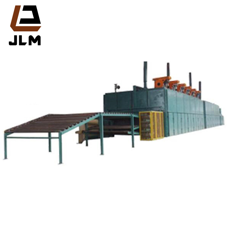 The Core Veneer Dryer Line for The Plywood Production Line