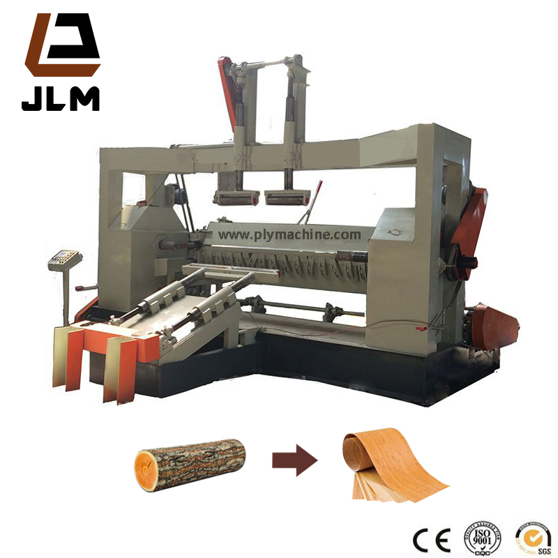 The CNC Control Spindle Okoume Face Veneer Peeling Lathe Best Sale in Gabon