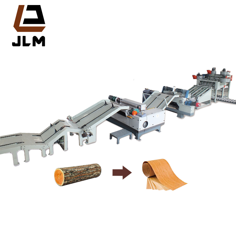 Wood Veneer Peeling Machinery/Plywood Making Machine