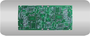 1.6mm double-edged HASL PCB 1OZ