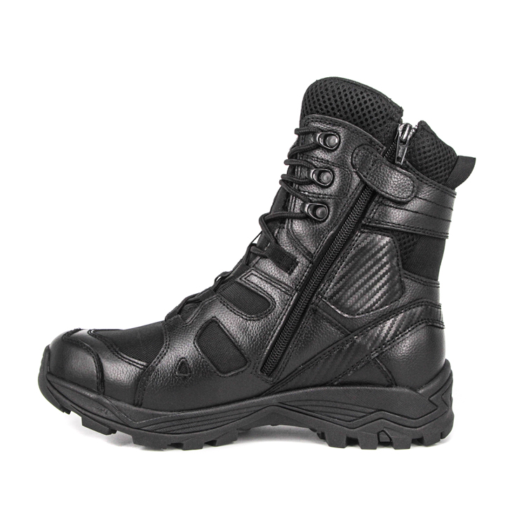 British lightweight black tactical boots 4270