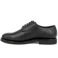 MILFORCE 1207 Hot sell business black police office shoes