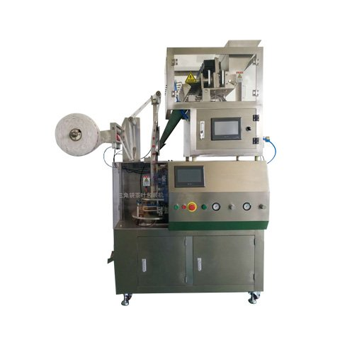 Nylon pyramid type/square bags type inner packing machine-Model:XY100SJ-4TL( 4head electronic scales)