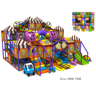 Baby indoor playground