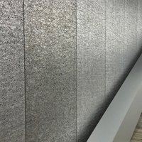 Fire Resistant And Soundproof Aluminum Foam Panels for Interior Walls