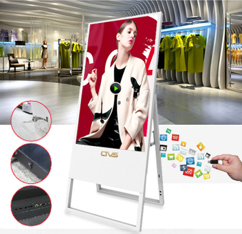 What is Digital LCD Signage