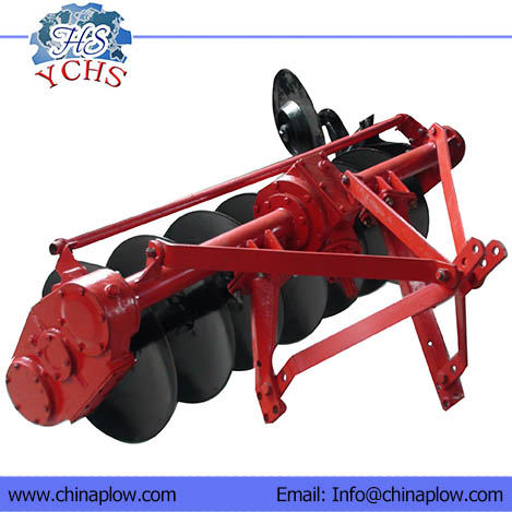 Driven Disc Plough