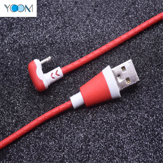 Elbow iPhone Playing Games USB Charging Data Cable