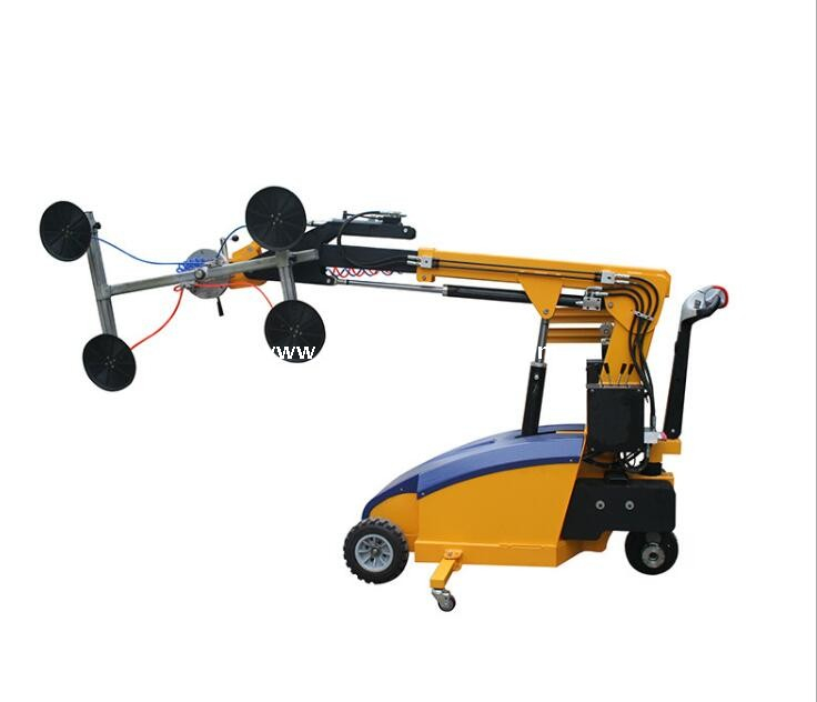 Automatic Glass Handling Lifting Robot
