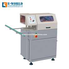 Automatic Corner Clean Upvc Window Making Machine