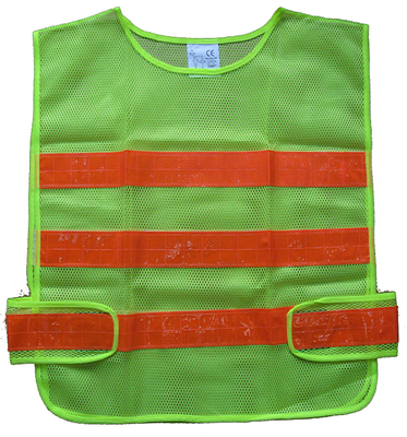 Mesh reflective Safety Vest supplier in China