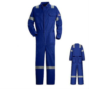Reflective Fire Retardant Safety workwear coverall