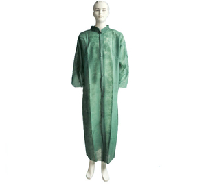 Hot Sale Nonwoven disposable Lab Coats