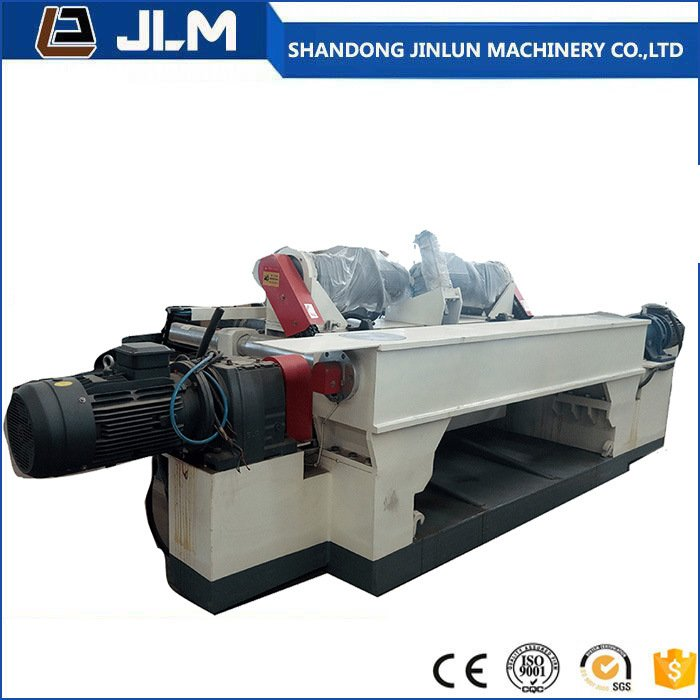 4 Feet Plywood Cuting and Peeling Machine