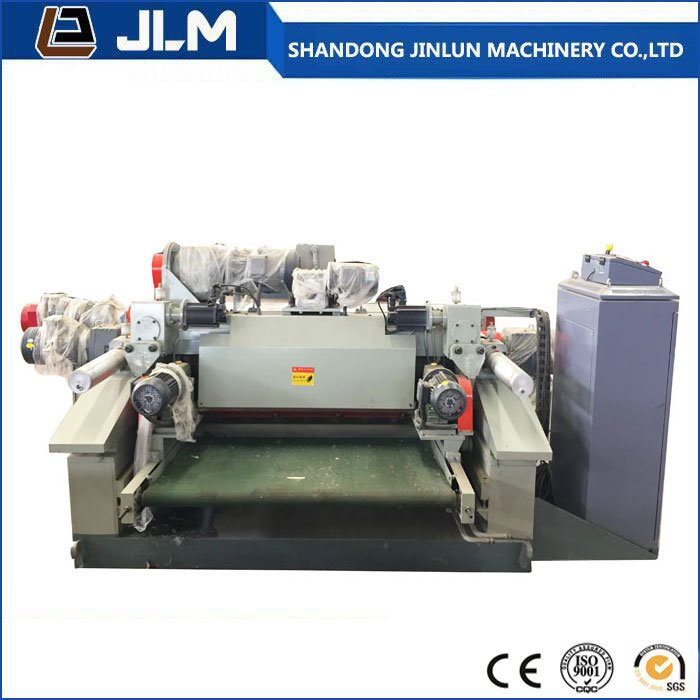 Hydraulic Spindle Wood Veneer Peeling Machine