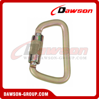 High Tensile Steel Alloy Steel Carabiner DS-YIC003ND