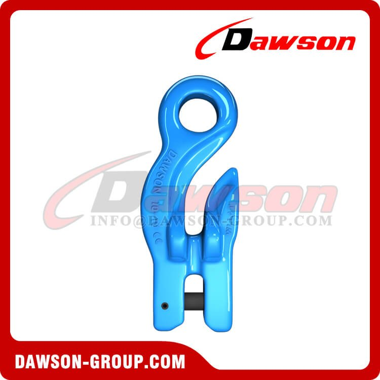 DS1051 G100 Alloy Steel Eye Grab Hook with Clevis Attachment for Adjust Chain Length