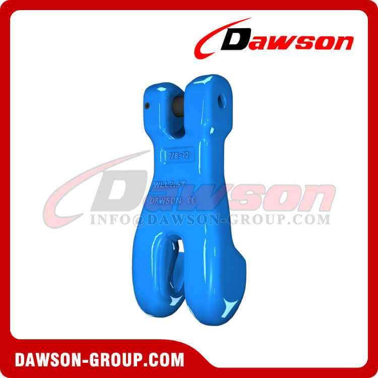 Grade 100 Shortening Chain Clutch, G100 Clevis Shortening Clutch for Adjust Chain Length - Dawson Group Ltd. - China Supplier, Factory