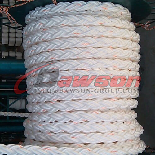 8 Strand Polypropylene Rope - Dawson Group Ltd. - China Factory, Factory