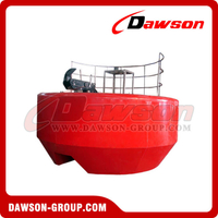 Offshore Sea Polyurea Foam Filled Mooring Buoy