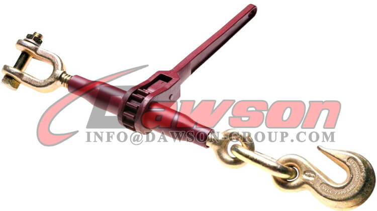 Pro-Bind Ratchet Binders with Jaw and 1-2'' Grab Hook - Dawson Group Ltd. - China Manfuacturer, Supplier