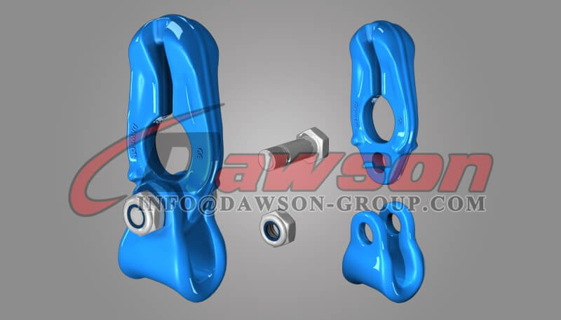 Grade 100 Chain Rope Connector for Logging - Dawson Group Ltd. - China Factory