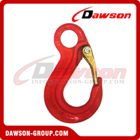 G80 / Grade 80 Eye Sling Hook with Latch for Lifting Chain Slings