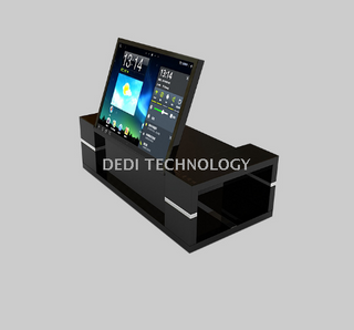 43Inch Voice Recognition Touch Table LCD Screen
