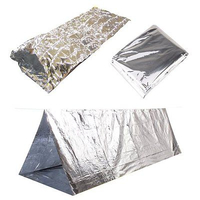 Maylor Waterproof Reflective Lightweight Multi-functional Emergency Ourdoor Camping Used Tent
