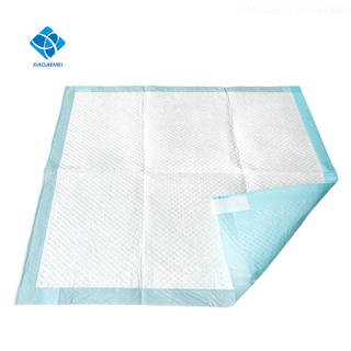 OEM Pet Training Pads With Adhesive Stickers Fix It in Place