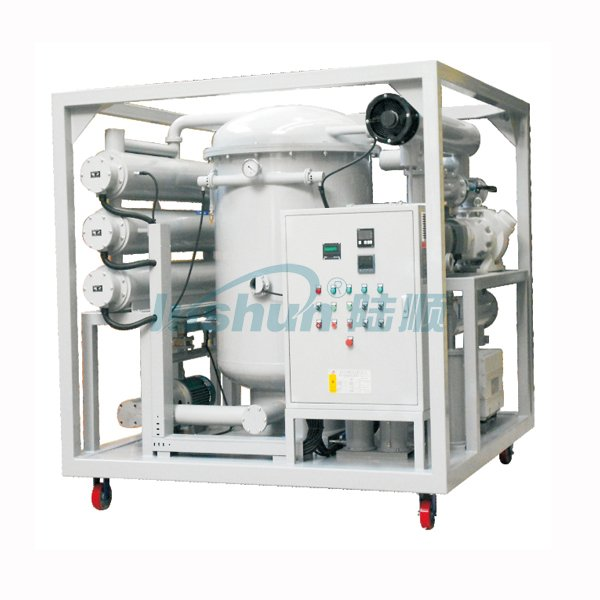 ZJA-T Series Ultra-high Voltage Double-Stage Vacuum Transformer Oil Purifier