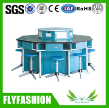 Revolving Laboratory Equipment Physics Lab Table(LT-08)