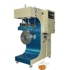 PVC Vinyl High Frequency HF Curved Welding Machine