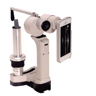 YZ-3B YZ-3C Chine Top Quality Ophthalmic Eqipment Portable Fente Lampe