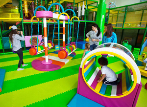 Play Items of kids Indoor playground