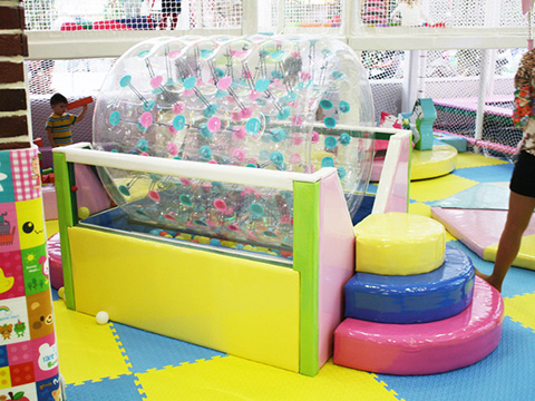 candy theme indoor playground (2)