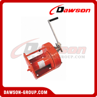 DSHW-E Type Powder Coating Portable Cable Hand Winch