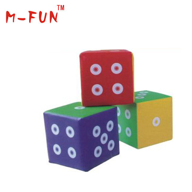 Sponge soft play blocks