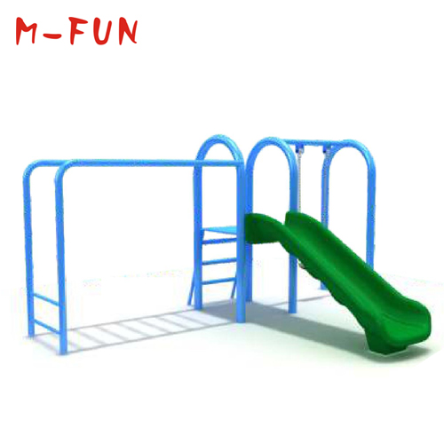 Outdoor Climber and Slide