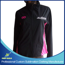 Custom Women's Windproof Waterproof Breathable Cycling Jacket