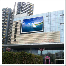 DIP LED P12mm Outdoor High Brightness LED Display Board