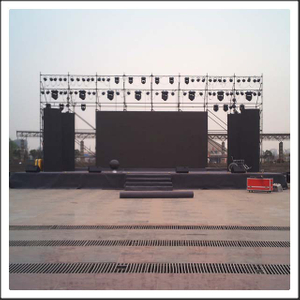 P8 Outdoor LED Display Screen for Rental & Hiring